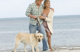 MARLEY & ME, (MARLEY AND ME), from left: Owen Wilson, Jennifer Aniston, 2008. TM & Copyright ©Fox 2000 Pictures. All rights reserved./Courtesy Everett Collection