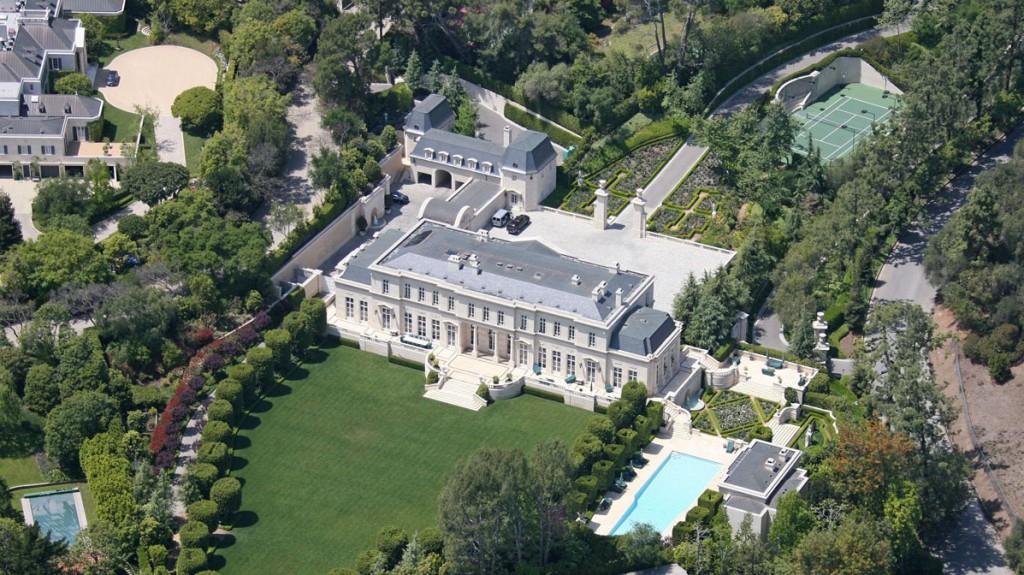 Fleur-De-Lys Mansion, Los Angeles, Kalifornija, ZDA – 102 milijona ameriških dolarjev