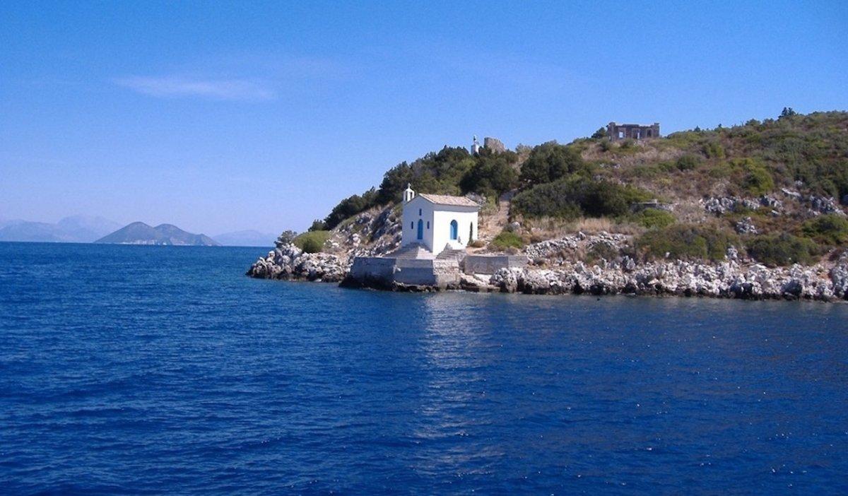 Otok Omfori, Grčija