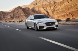 """Novi Jaguar XF željan skalpa nemške """"svete trojice"""""""