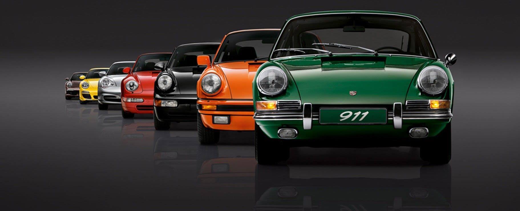 Kultna serija Porsche 911.