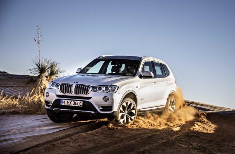 BMW X3 - Grdi raček je postal labod