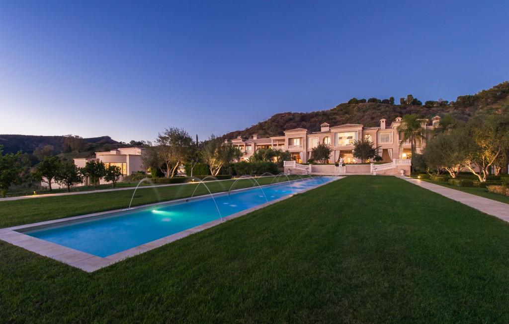 Palazzo Di Amore, Beverly Hills, Kalifornija, ZDA – 195 milijonov ameriških dolarjev