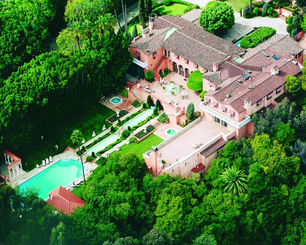 Beverly House, Beverly Hills, Kalifornija, ZDA – 135 milijonov ameriških dolarjev