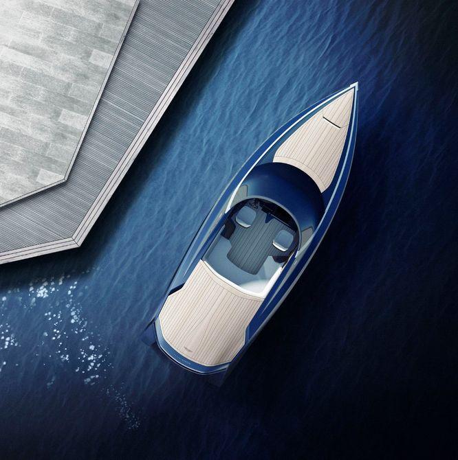 Aston Martin je svoj vozni park obogatil še s plovilom.