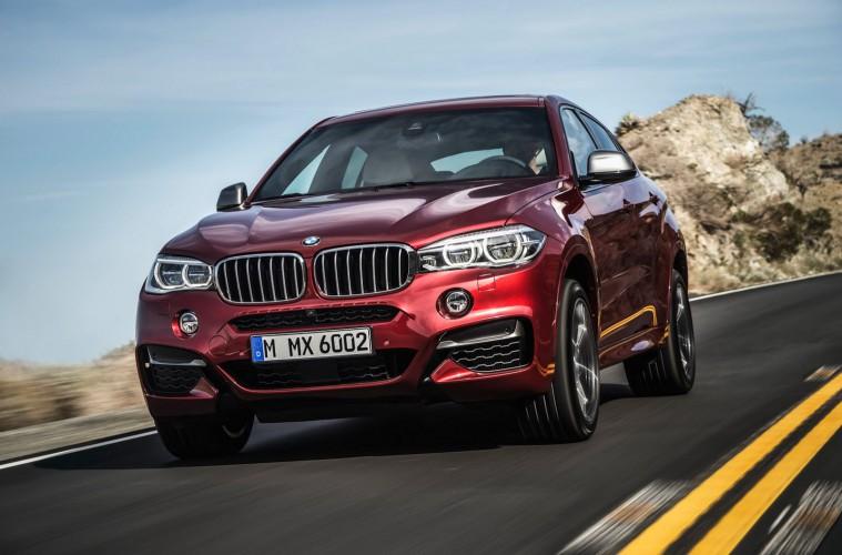 Tržno uspešni BMW X6 na prvo zategovanje gub