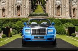 Rolls-Royce kolekcija pomlad-poletje 2014