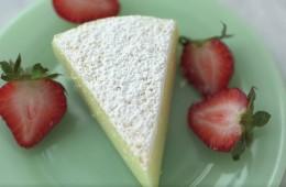 Okusna skutina torta iz treh sestavin