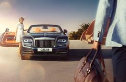 Kabriolet Rolls-Royce Dawn