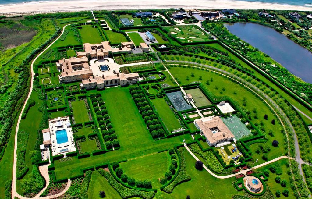 Fair Field, Hampton, New York, ZDA – 250 milijonov ameriških dolarjev