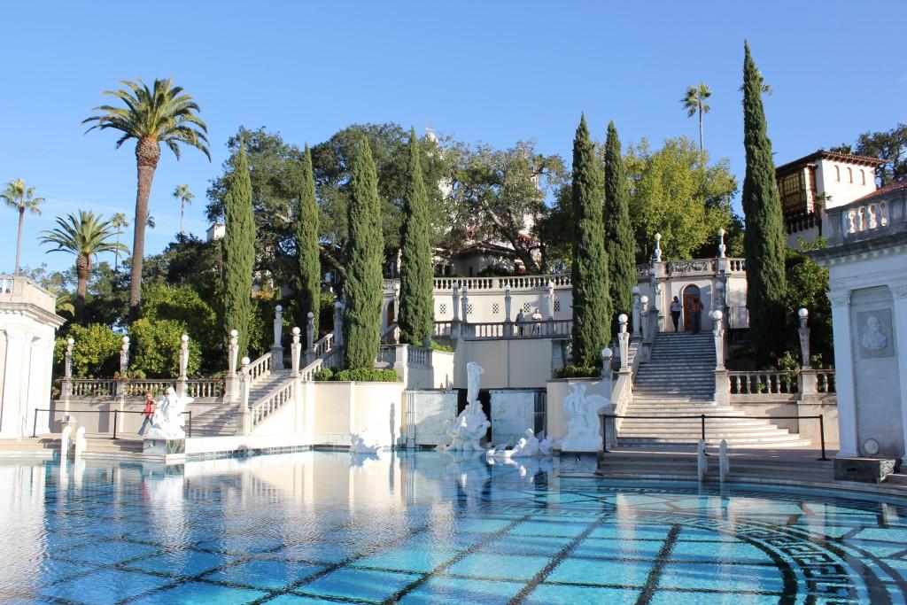 Hearst Mansion, San Simeon, Kalifornija, ZDA – 165 milijonov ameriških dolarjev