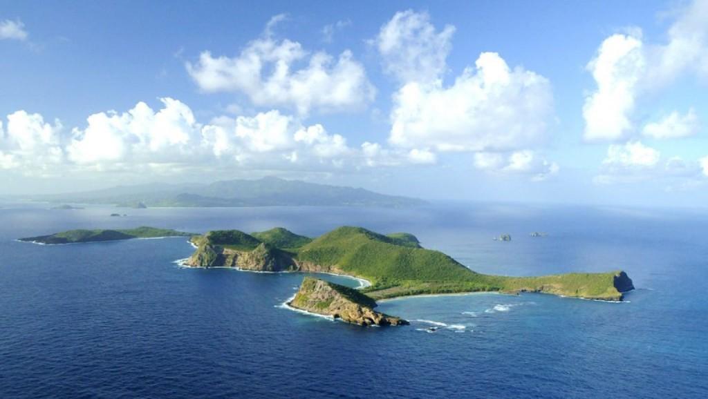 Otok Ronde Island, Grenada