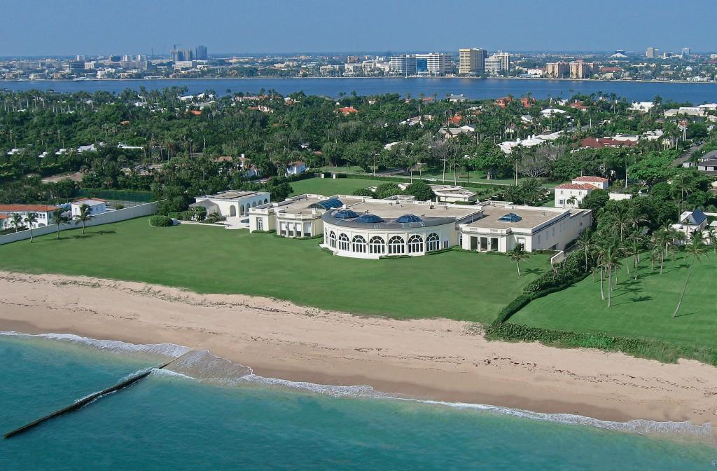 Maison de L'Amitie, Palm Beach, Florida, ZDA – 95 milijonov ameriških dolarjev