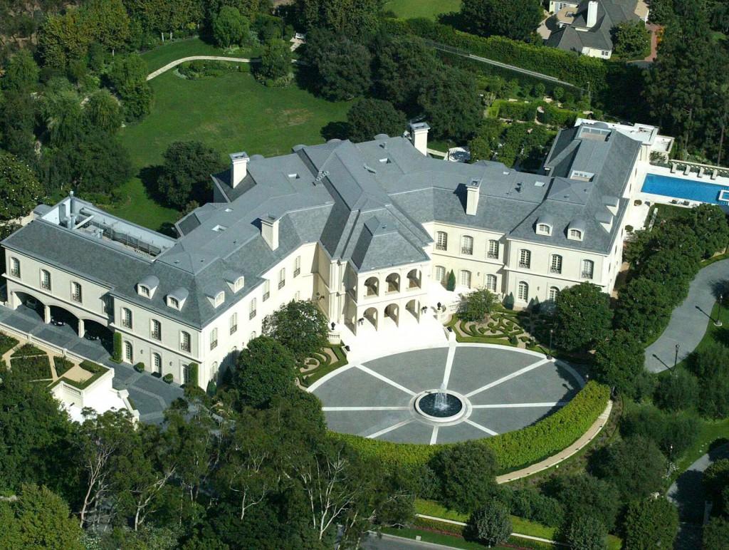Spelling Manor, Los Angeles, ZDA – 150 milijonov ameriških dolarjev