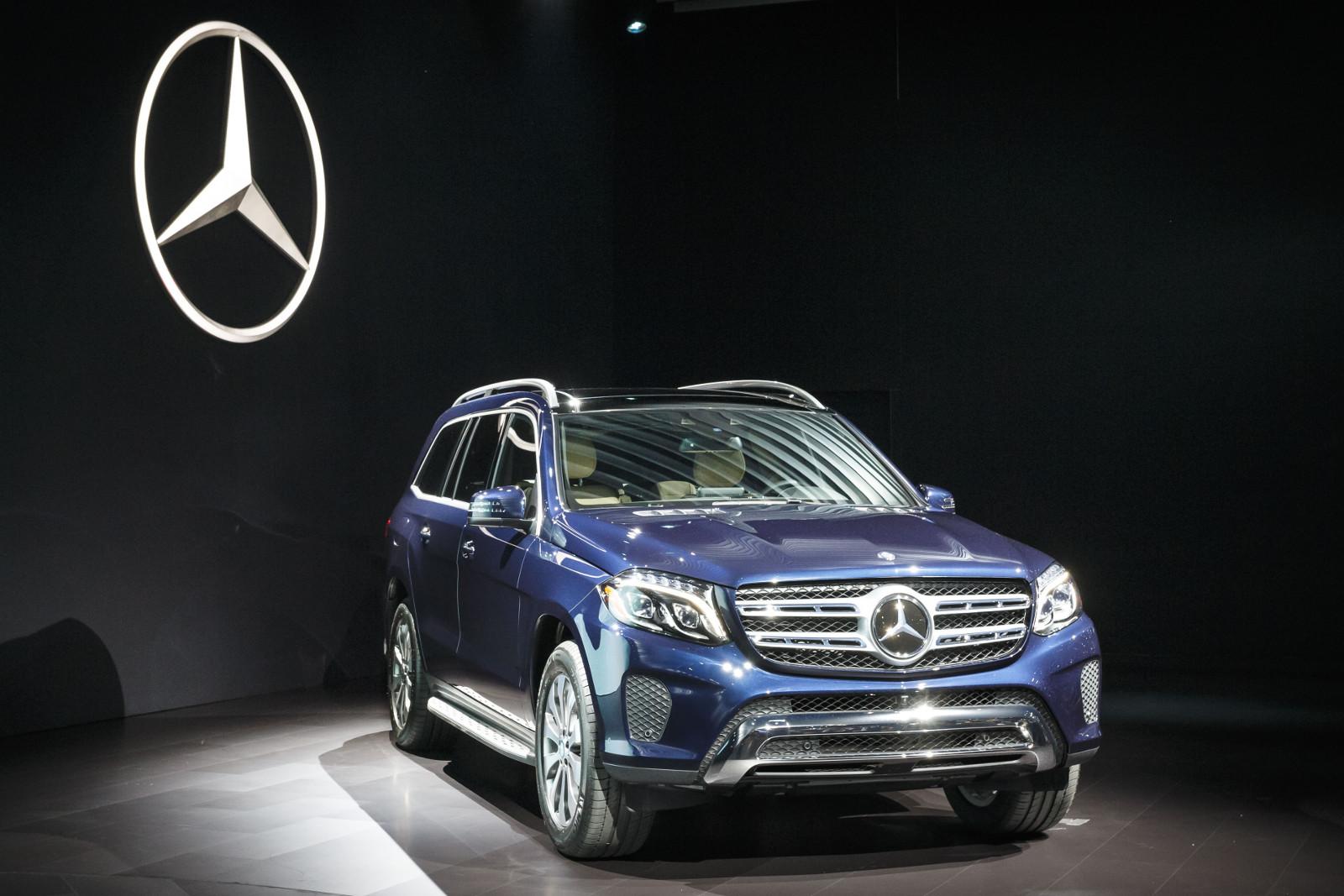 Mercedes-Benz GLS = novi Mercedes GL