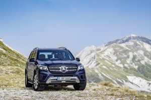 Mercedes-Benz GLS nudi izjemno stopnjo udobja na vseh terenih.