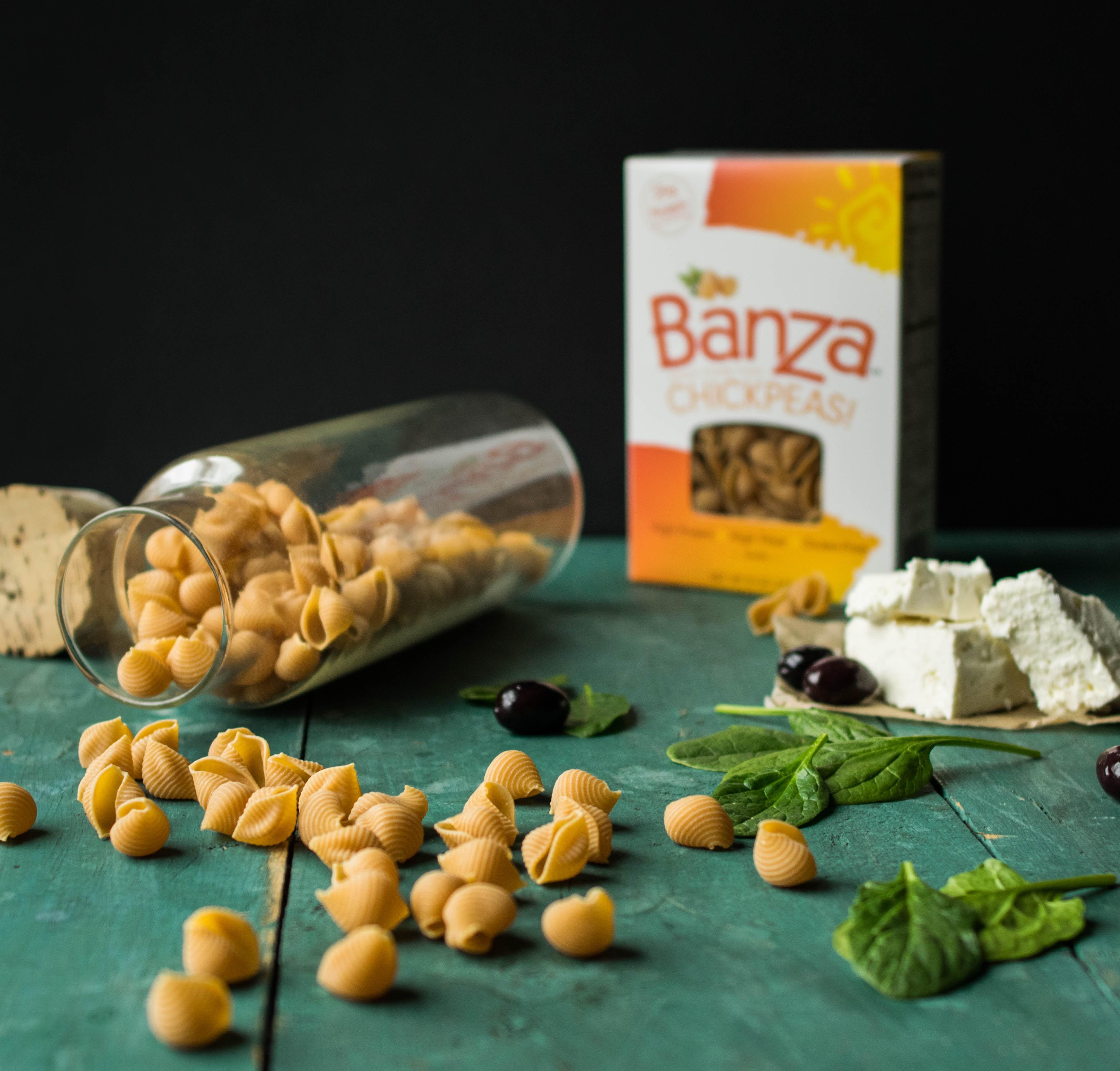 Banza Chickpea Pasta: testenine iz čičerike