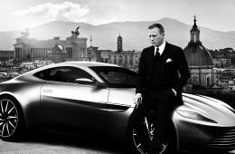 Vsi najboljši avtomobili Jamesa Bonda