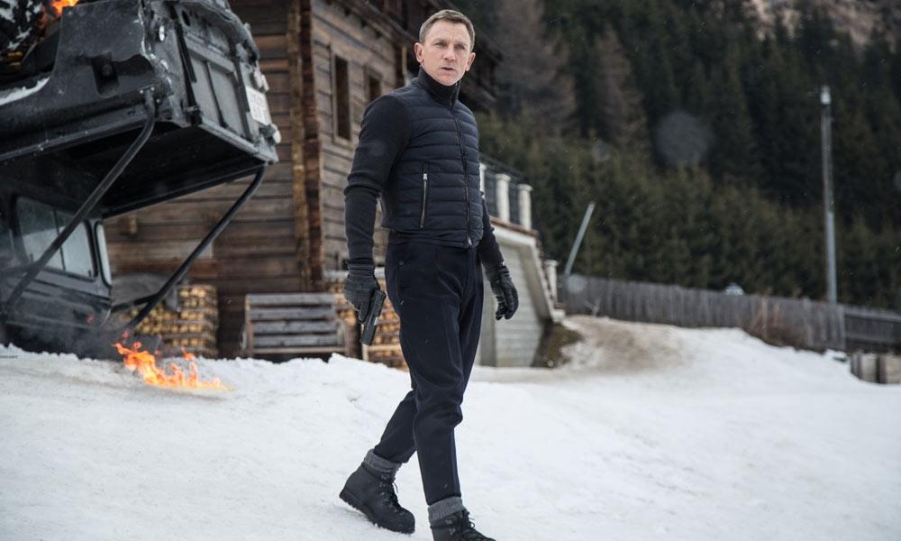 Zimski čevlji Danner Mountain Light II kot jih nosi Daniel Craig kot James Bond v filmu Spectre.