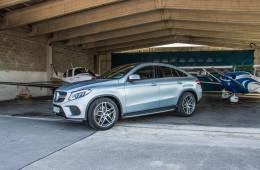 Mercedes-Benz GLE Coupe – zvezda