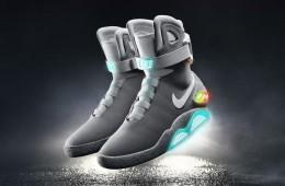 Superge Nike Mag iz filma Nazaj v prihodnost II so postale resničnost.