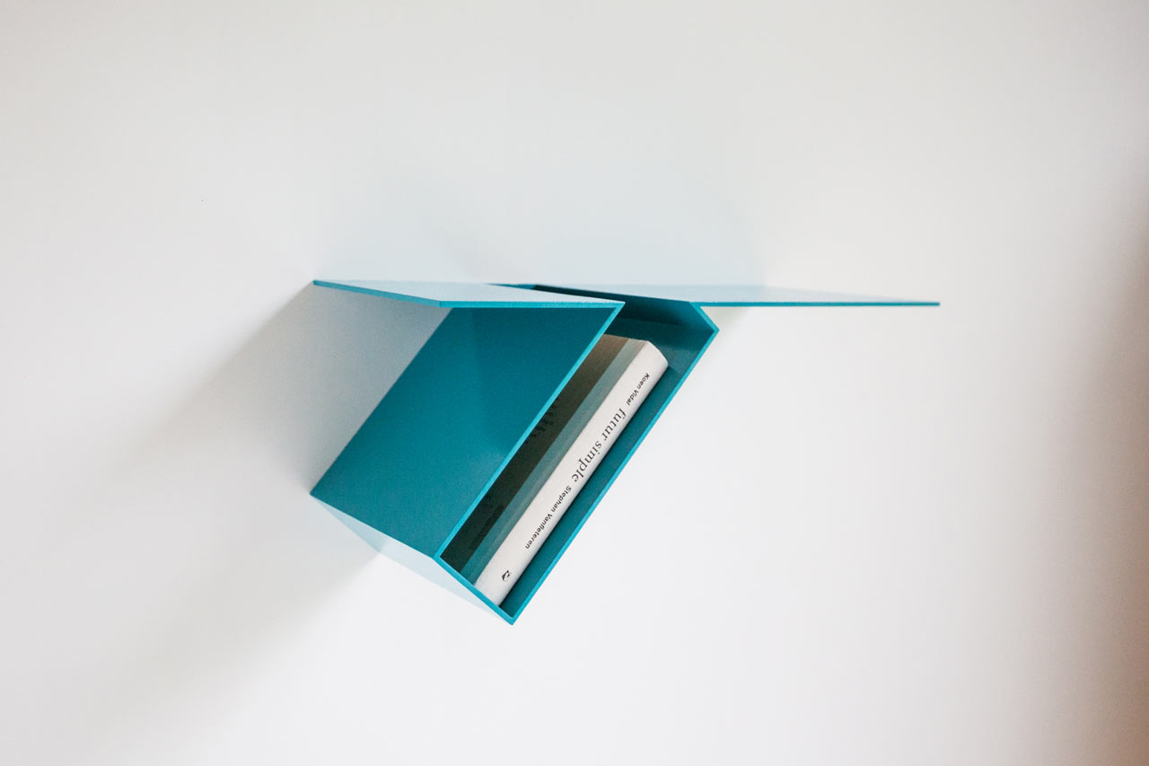 """Knjižne police """"Oblique"""""""