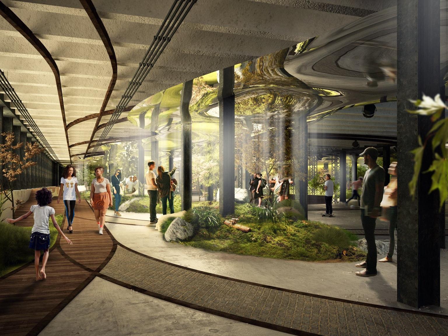 The Lowline Lab: podzemni park.