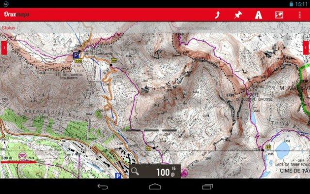 Orux Maps