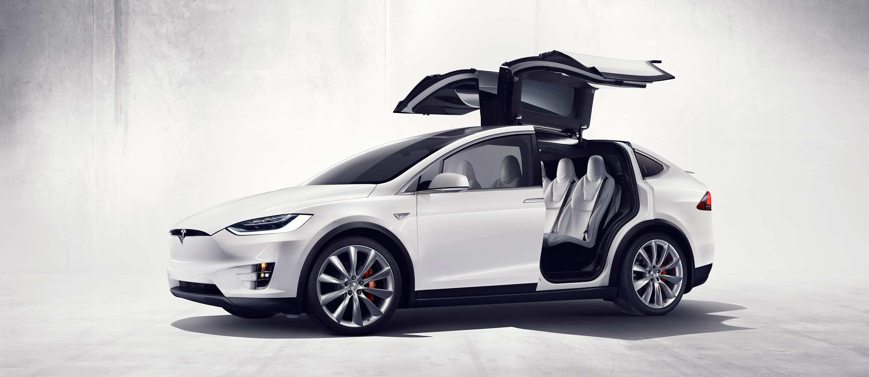 Tesla model X: zdaleč najbolj hud in okolju prijazen avto.