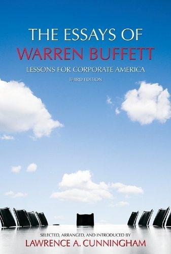 Warren Buffett: The Essays of Warren Buffet