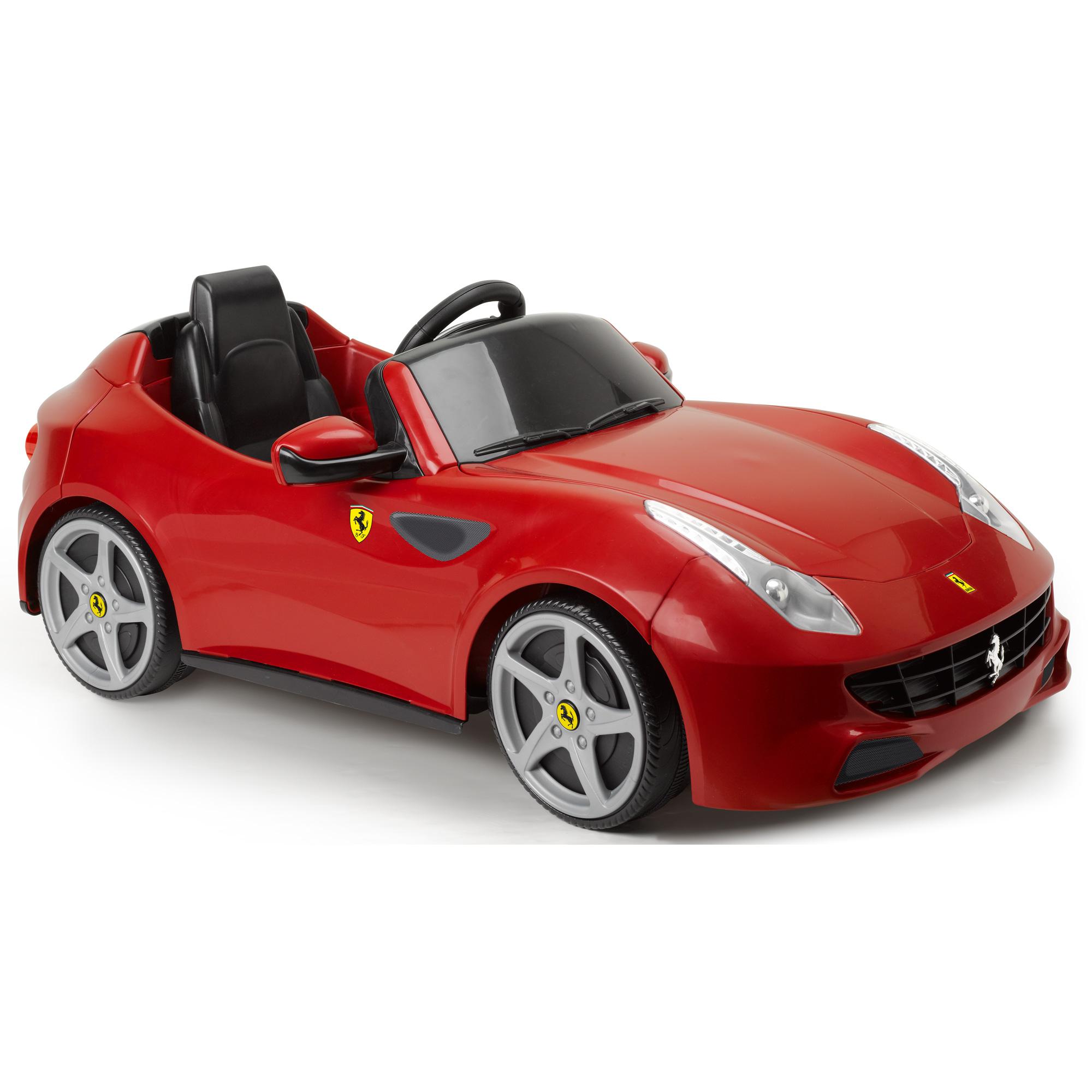 Luksuzna božična darila: Ferrari Ride-On FF electric 6V
