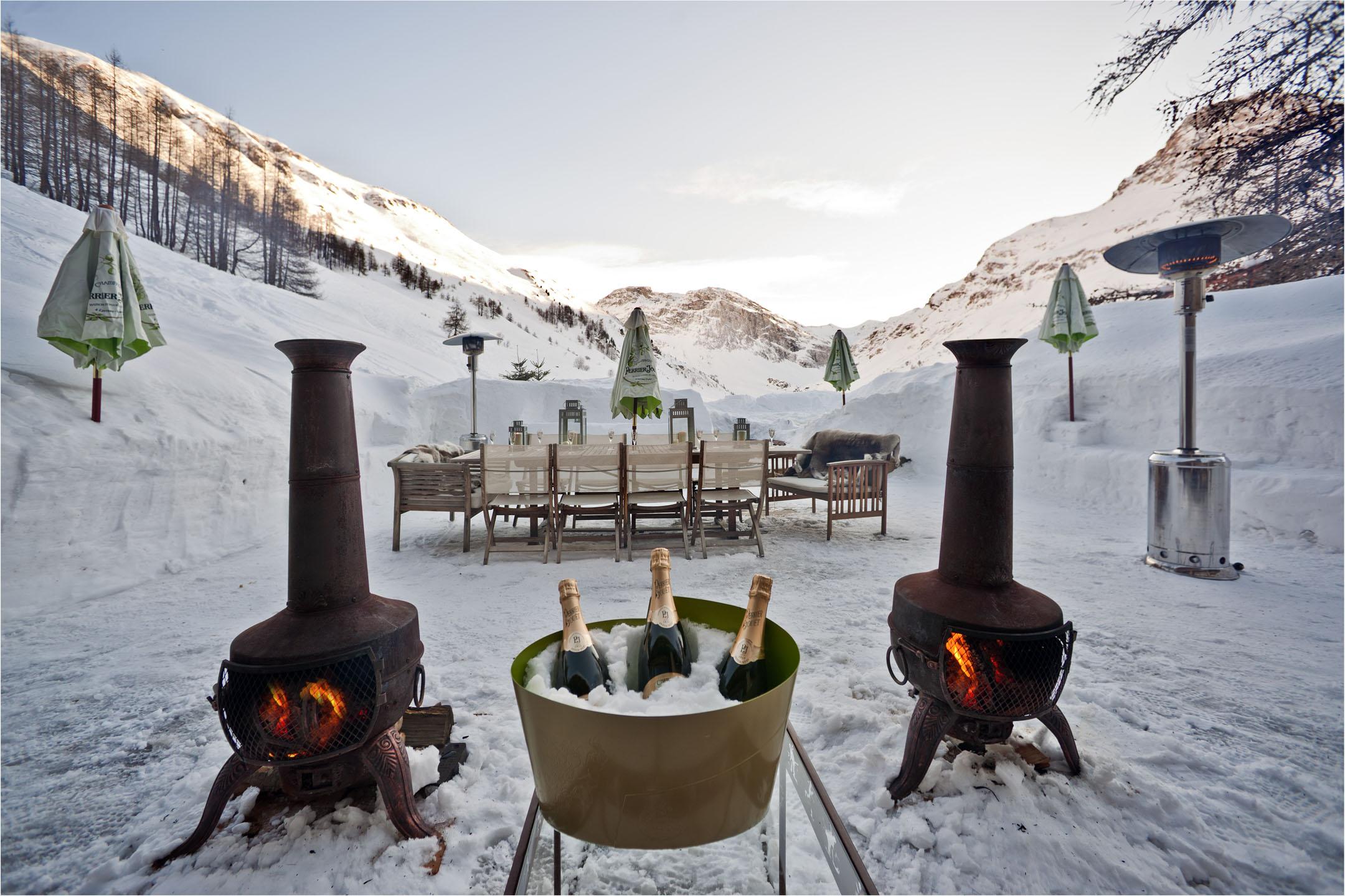 Ali ste pripravljeni na najbolj luksuzne zimske destinacije? (Chalet Le Chardon, Val d'Isere, Francija)