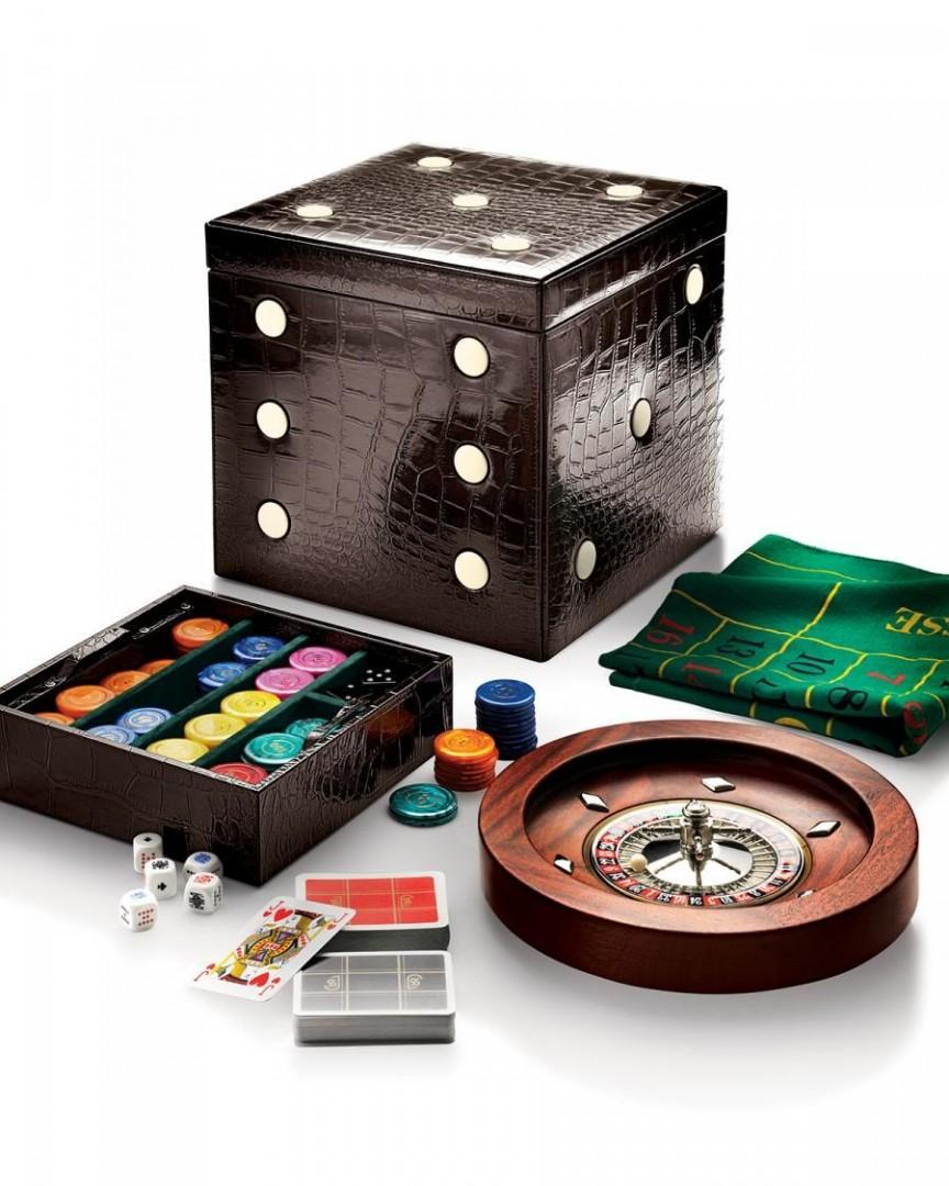 Luksuzna božična darila: igralni set Neiman Marcus