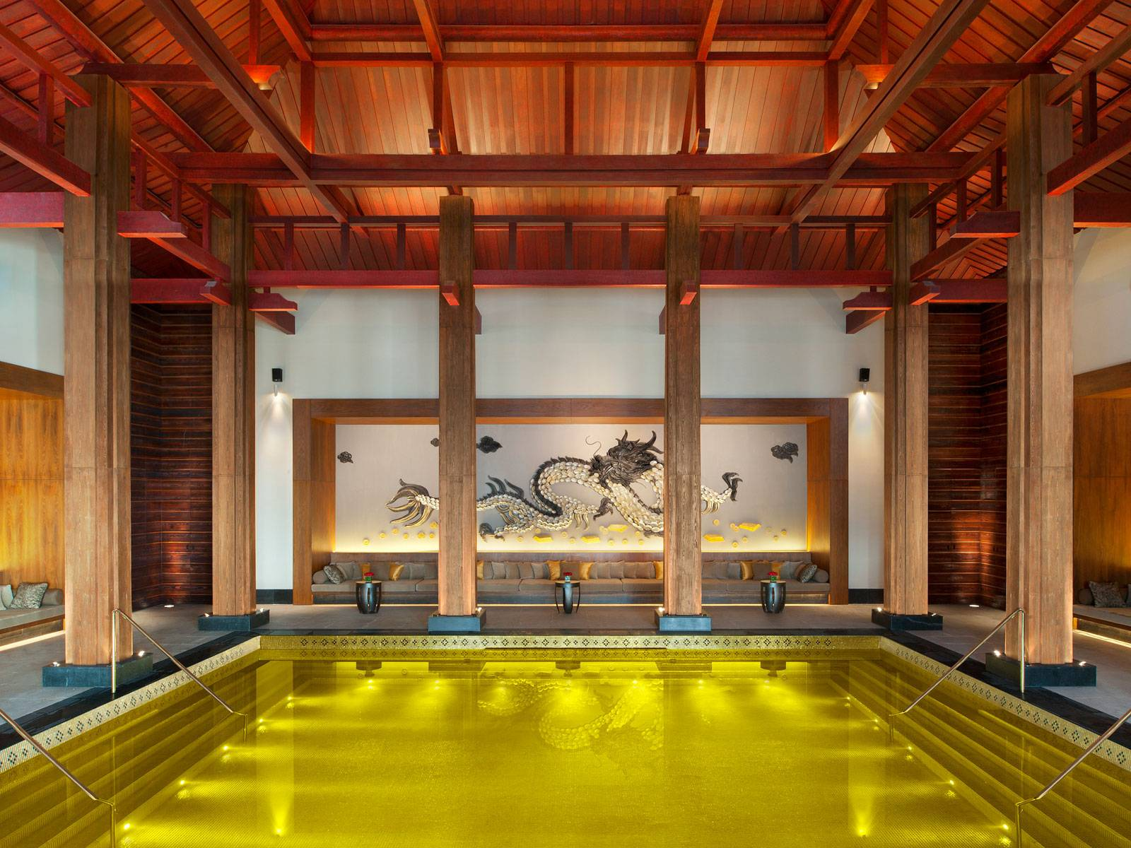 St. Regis Gold Energy Pool, Tibet