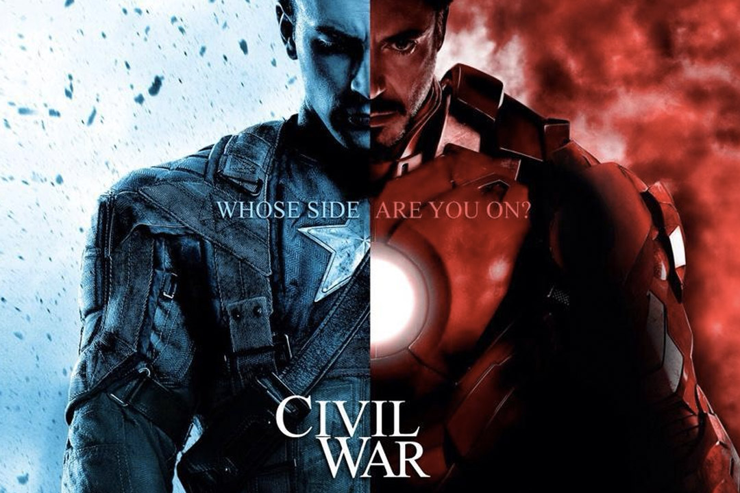Captain America: Civil War.