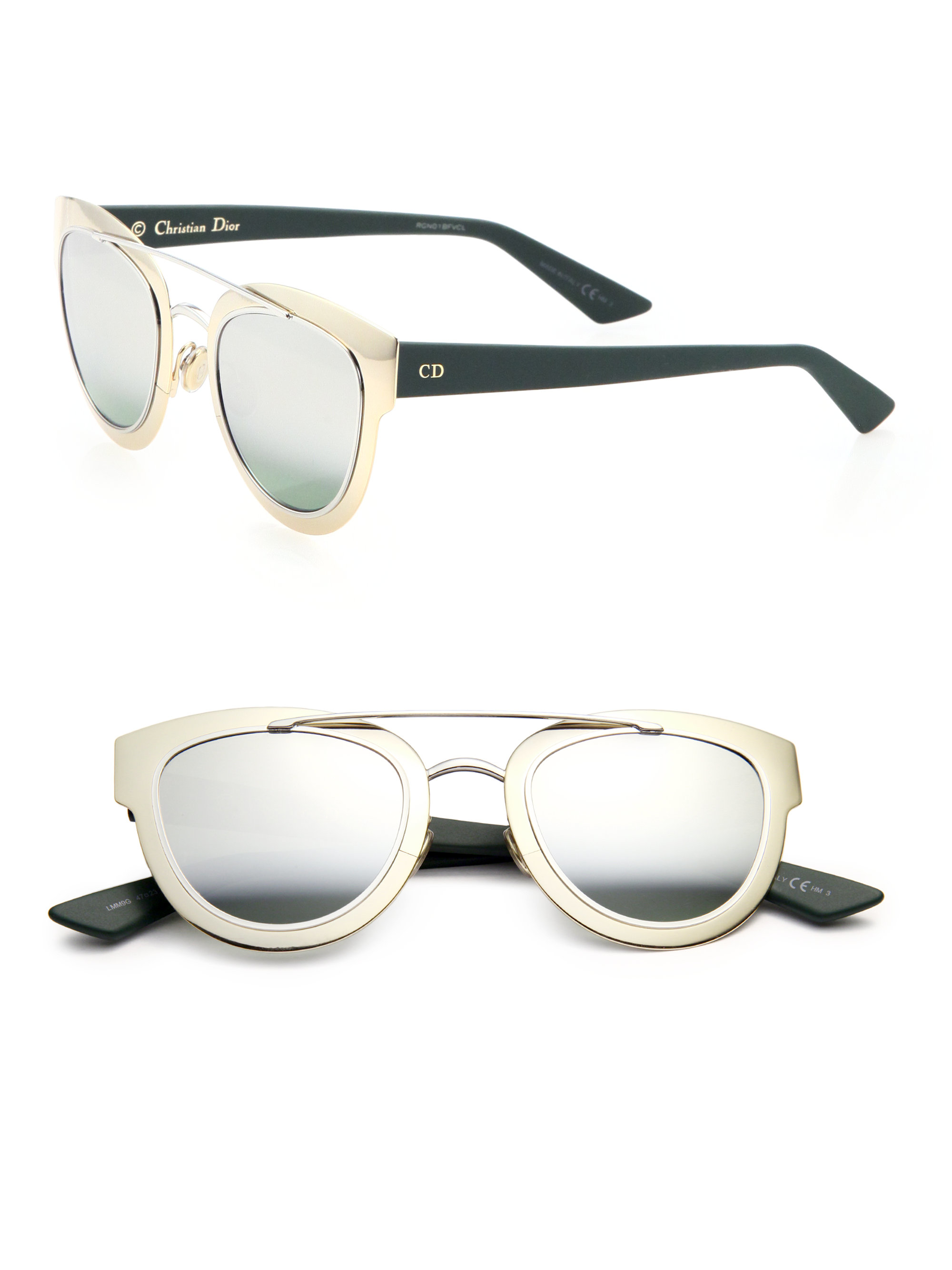 Luksuzna božična darila: Dior Chromic 47MM Cat's-Eye Sunglasses
