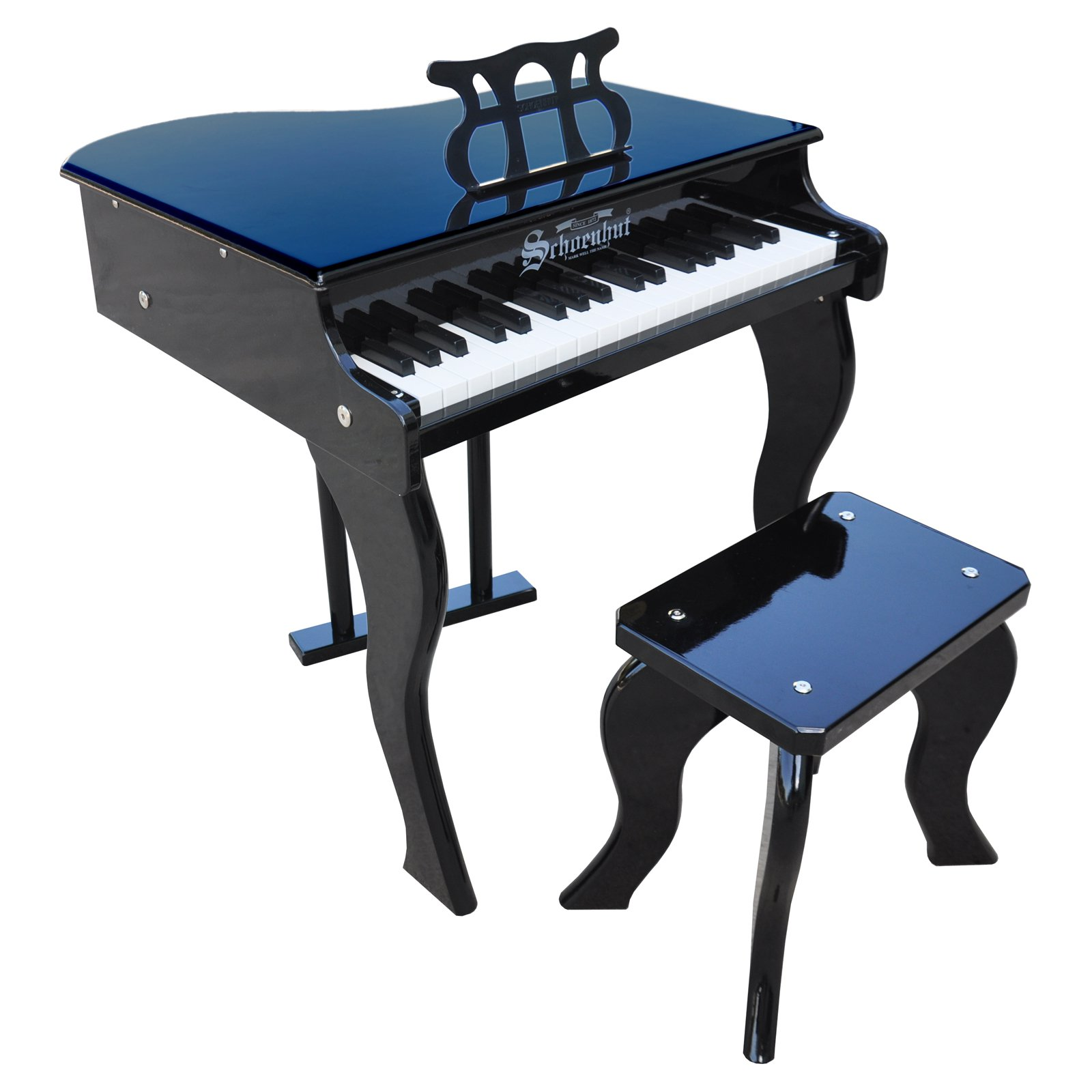 Luksuzna božična darila: Schoenhut 37 Key Concert Baby Grand Piano