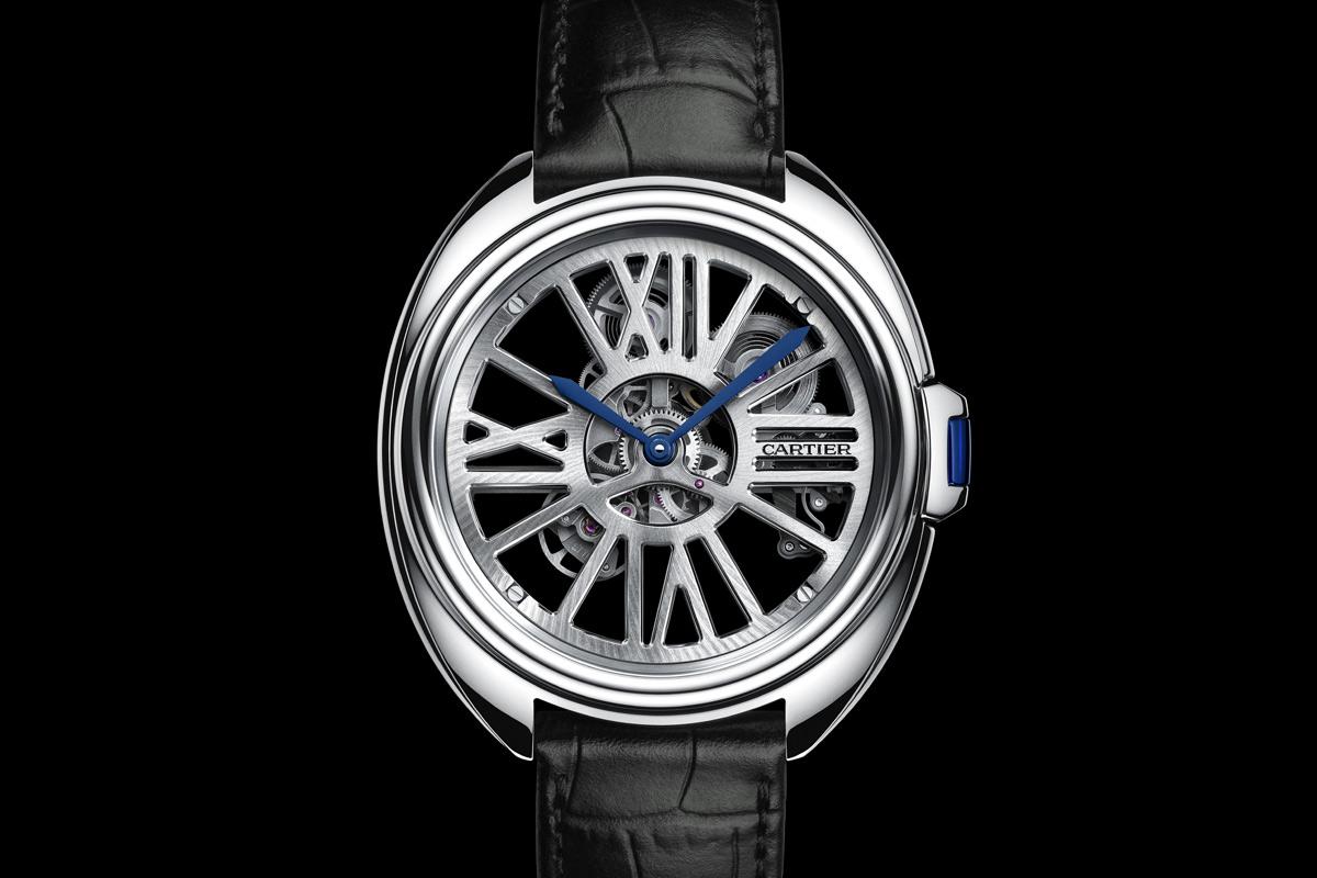 Cartier Clé de Cartier Automatic Skeleton