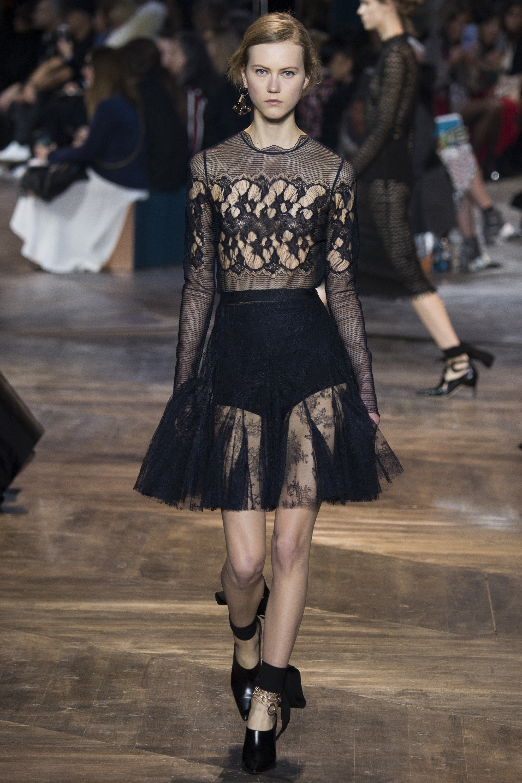 Christian Dior Haute Couture pomlad 2016