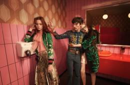 Gucci: kampanja pomlad/poletje 2016