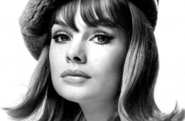 Frizure iz 60-ih: Jean Shrimpton