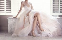Poročni čevlji Jimmy Choo