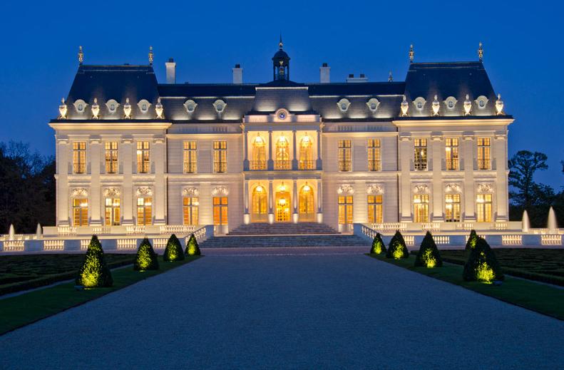 Dvorec Château Louis XIV je najdražje stanovanje na svetu.