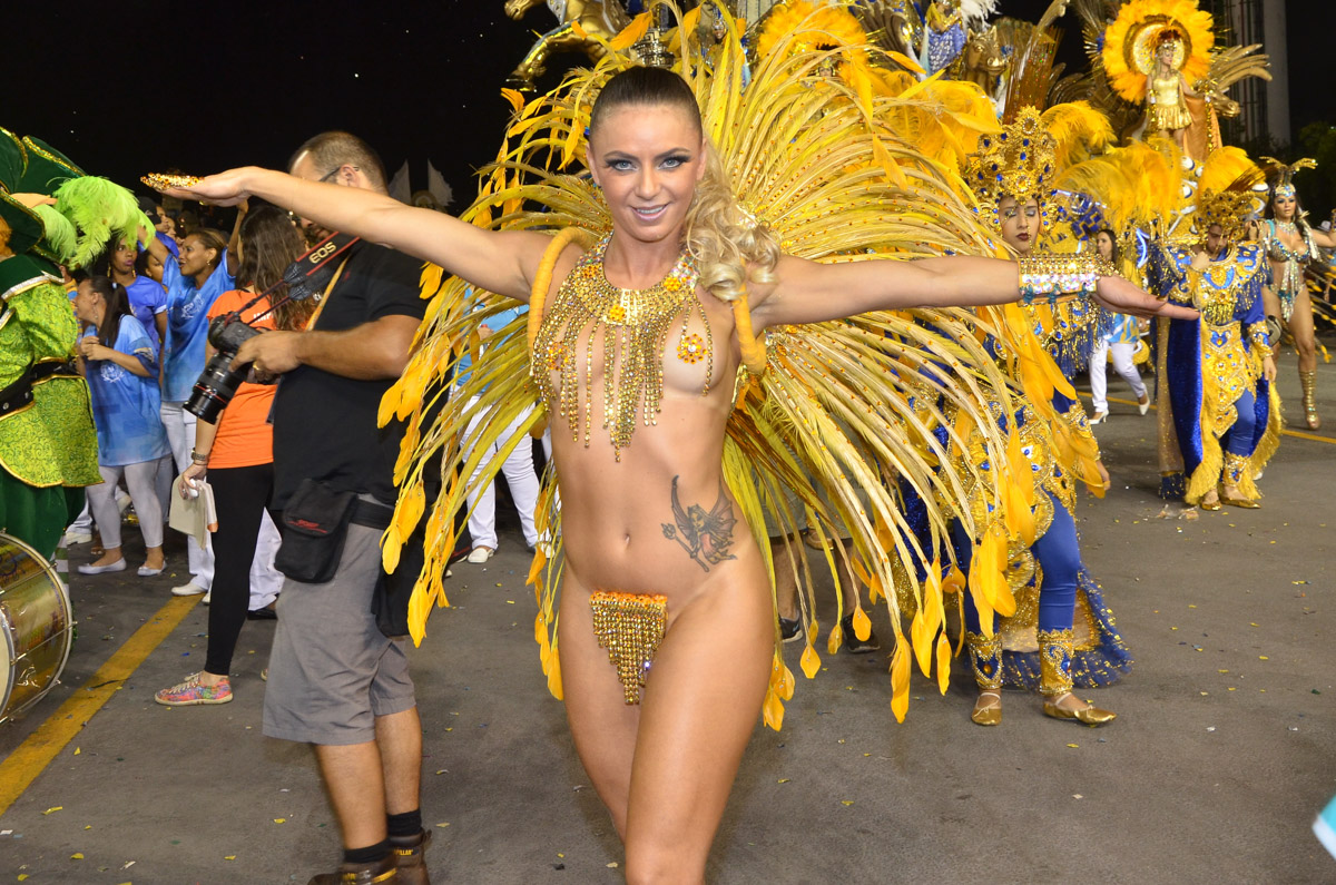 Naked Samba Dancers Carnival  Hot Girl Hd Wallpaper-8390