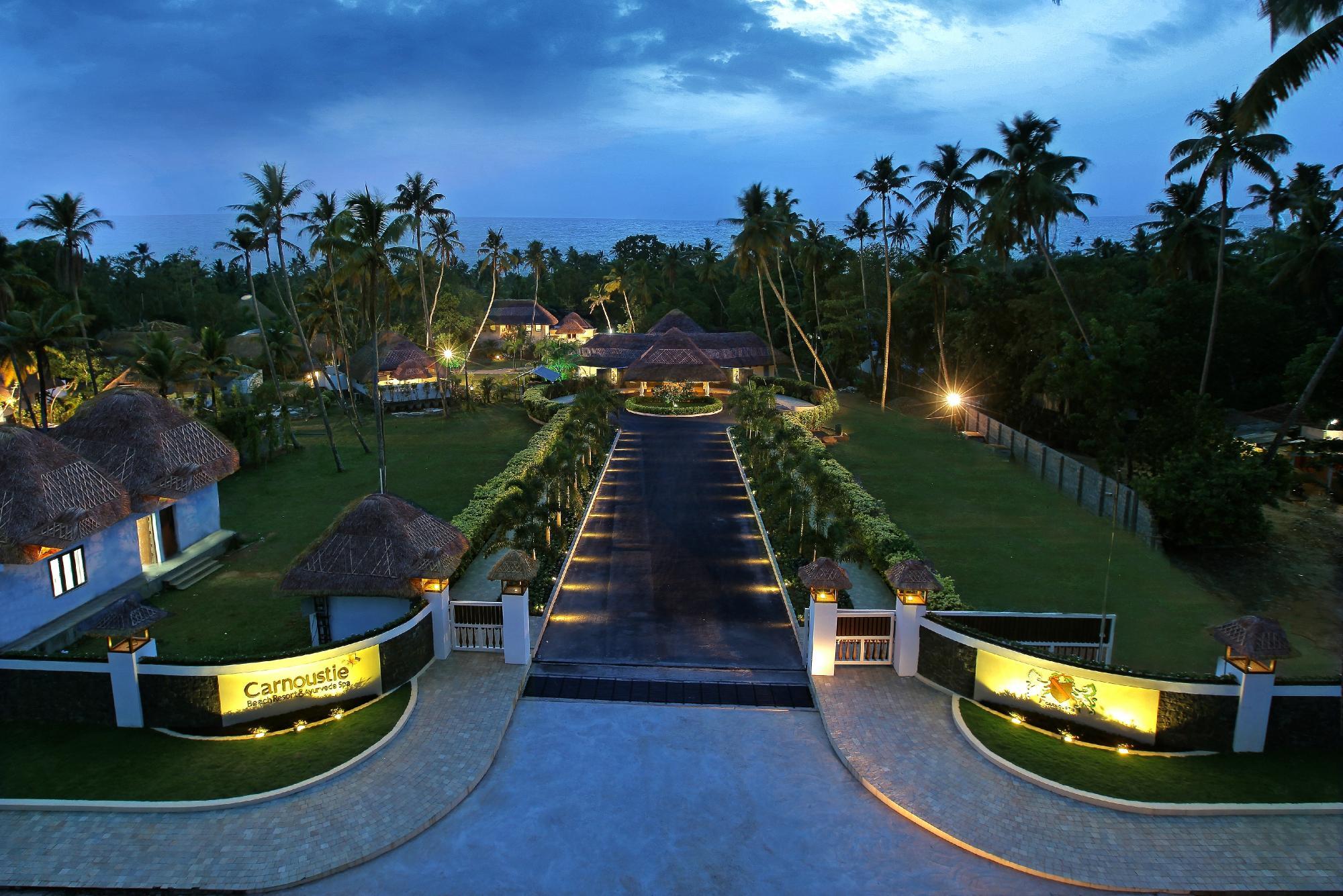 Carnoustie Ayurveda Resort, Kerala, Indija