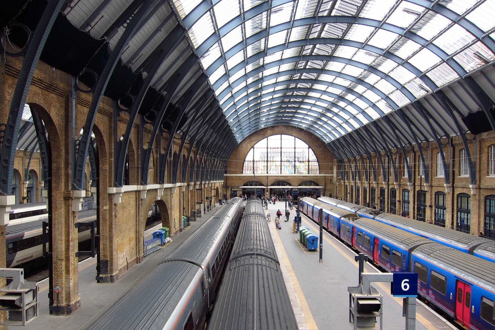 King Cross Station, London