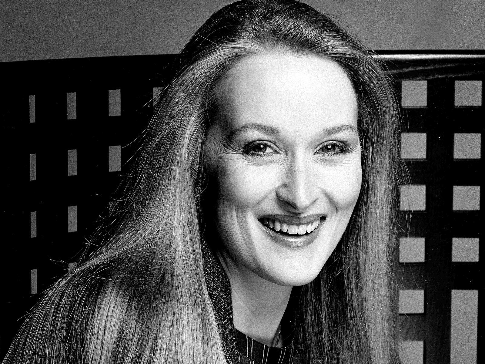 Izjemno karizmatična je tudi igralka Meryl Streep.