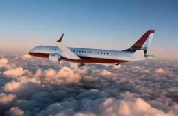 Luksuzno zasebno letalo Skyacht One