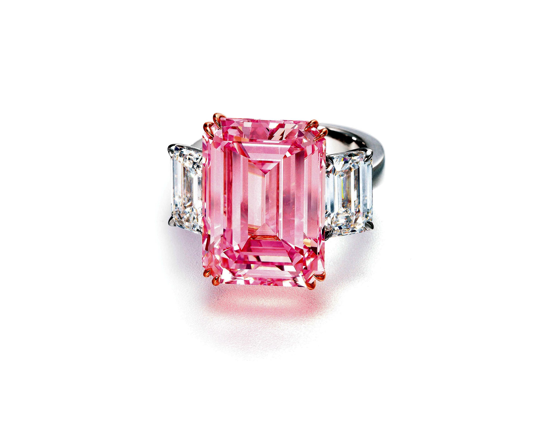 Perfect Pink Diamond