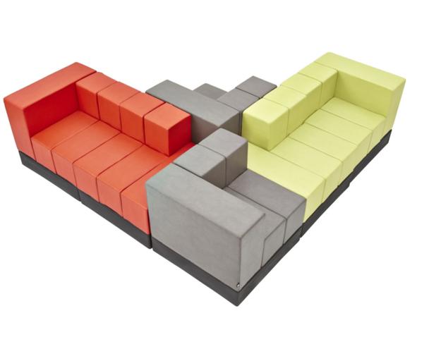 Pohištvo, ki bo spremenilo naš dnevni prostor v Tetris